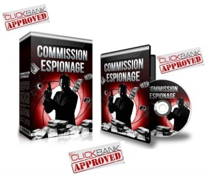 commission espionage