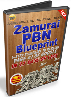 Zamurai PBN Blueprint