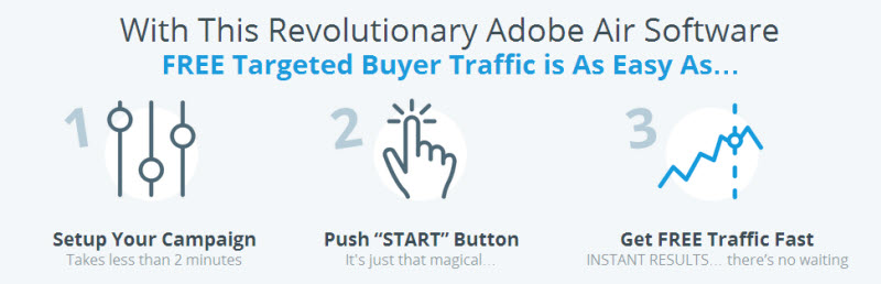 Traffic Fusion Adobe Air Software