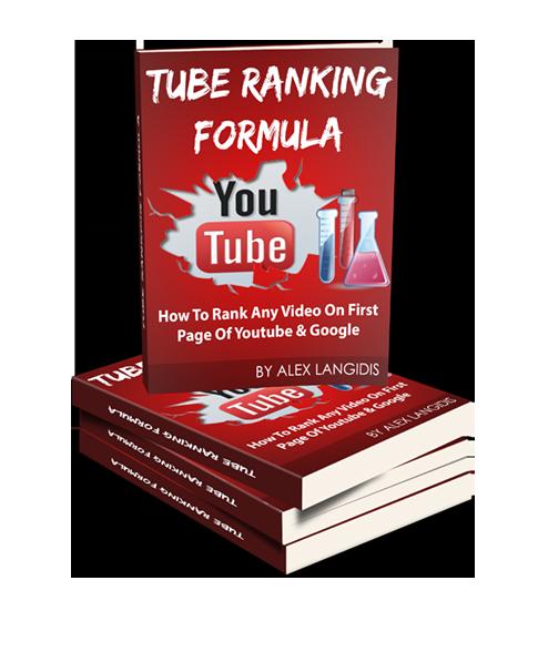tube-ranking-formula