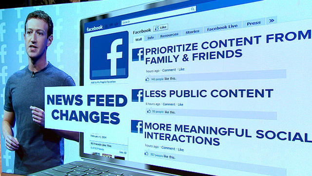 Facebook Is Changing. What Does That Mean for Your News Feed ...